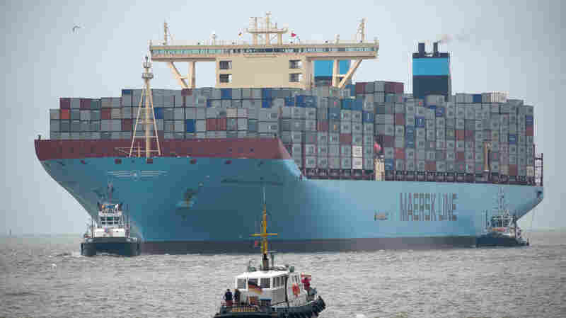 Giant Shipper Bets Big On Ending Its Carbon Emissions. Will It Pay Off?