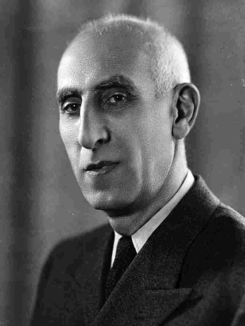 1952: Iranian Prime Minister Mohammad Mossadegh.
