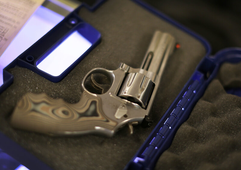 The CDC Downplays Guns' Role In Suicide-Prevention Messages