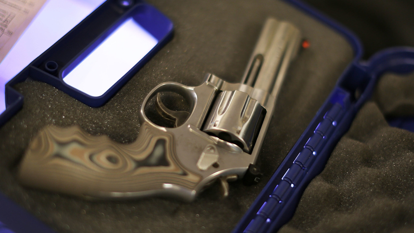 How The CDC's Reluctance To Use The 'F-Word' — Firearms — Hinders Suicide Prevention thumbnail