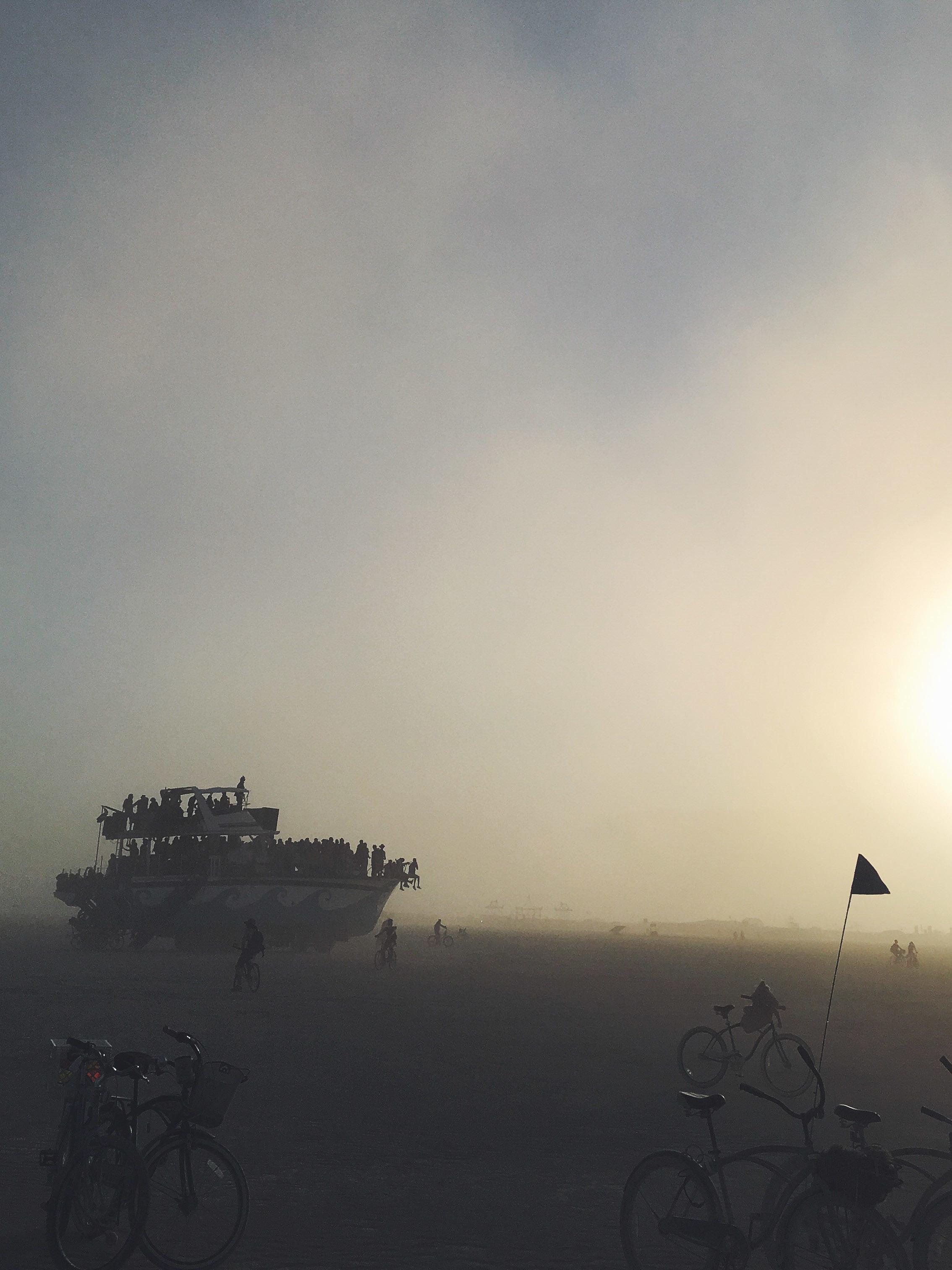 Federal Clampdown On Burning Man Imperils Festival's Free Spirit Ethos, Say Burners