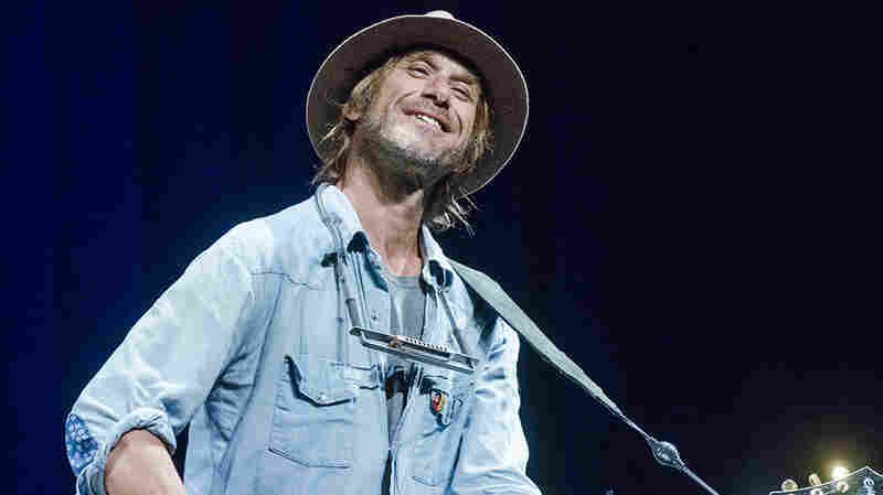 Todd Snider On Mountain Stage