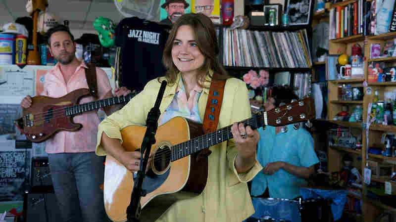 Erin Rae: Tiny Desk Concert