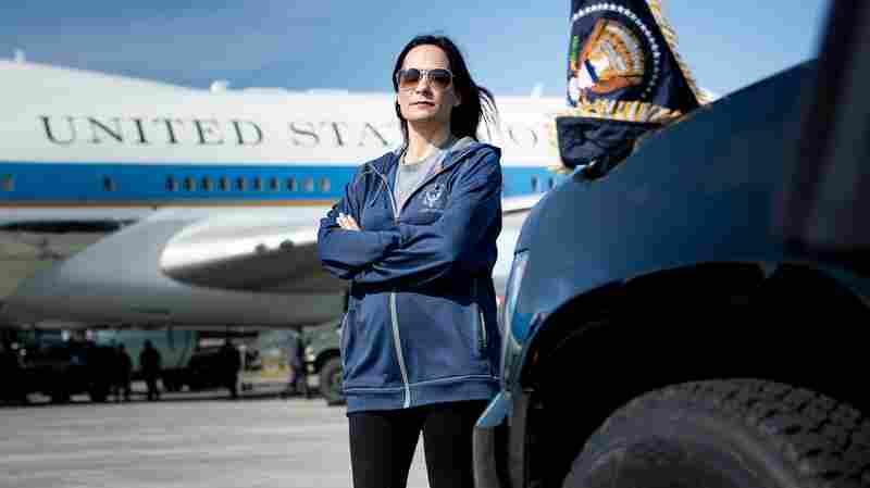 New White House Press Secretary 'Likes A Challenge'