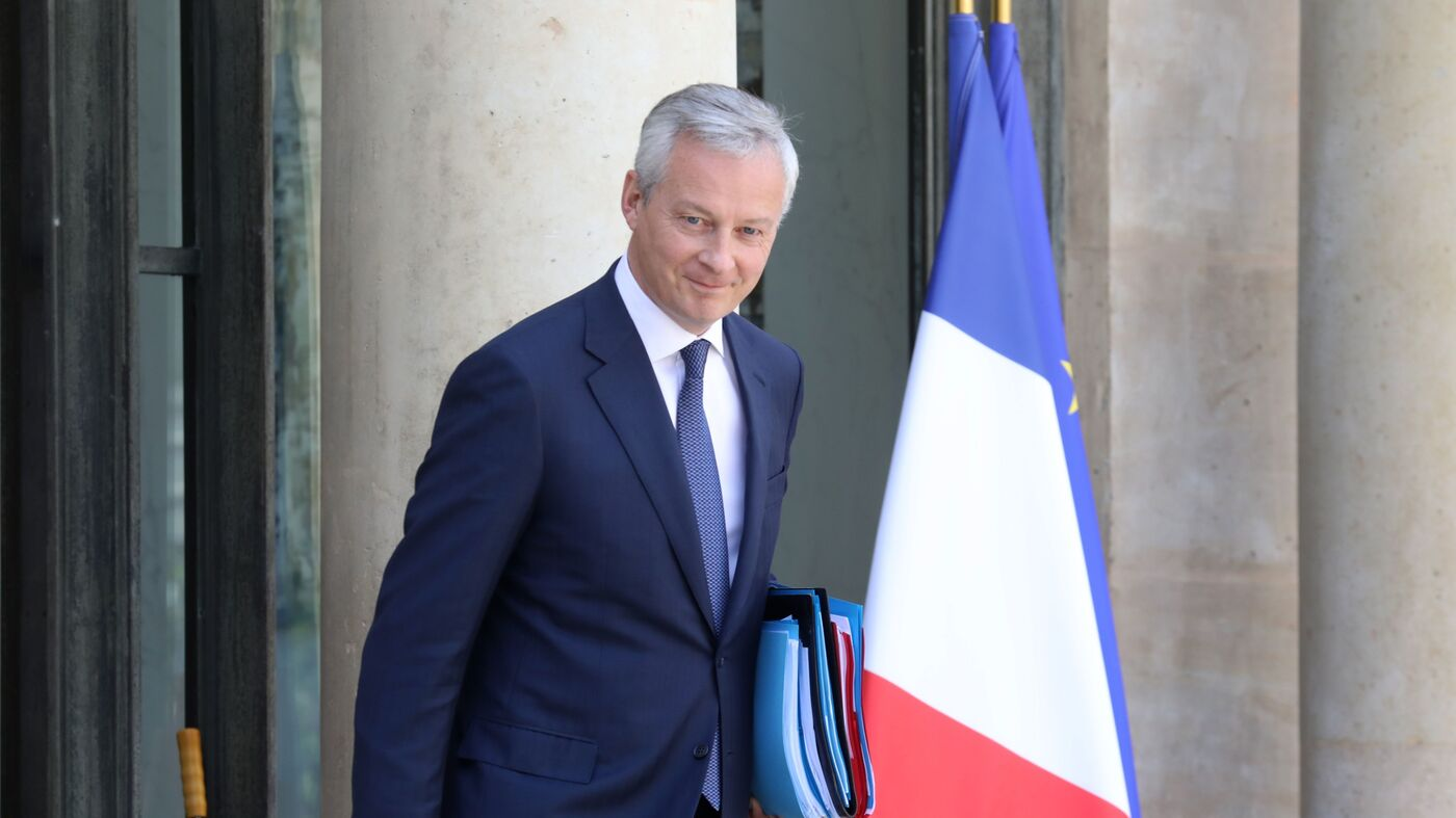 photo image France Approves Tax On Big Tech, And U.S. Threatens To Retaliate