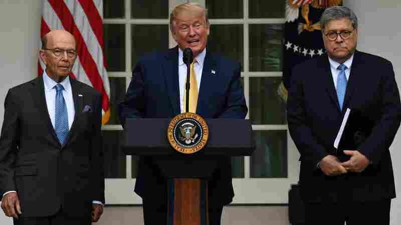 Trump Backs Off Census Citizenship Question Fight
