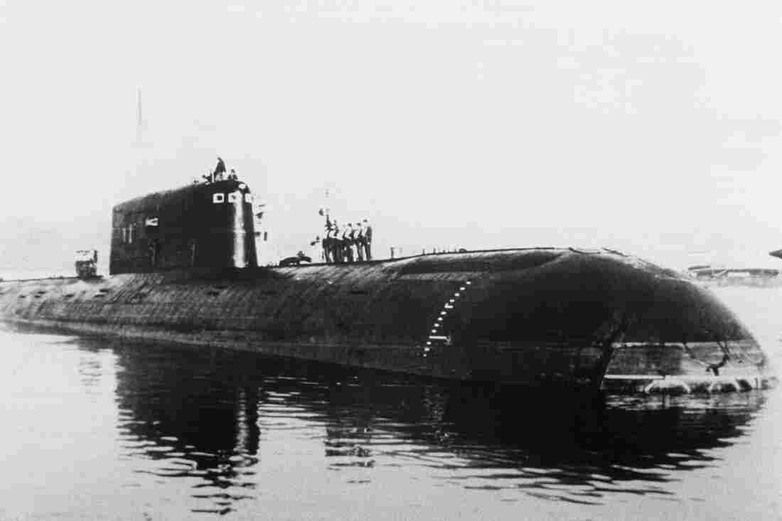 Radiation leak from sunken Russian nuclear sub 'no threat' - Norway researchers