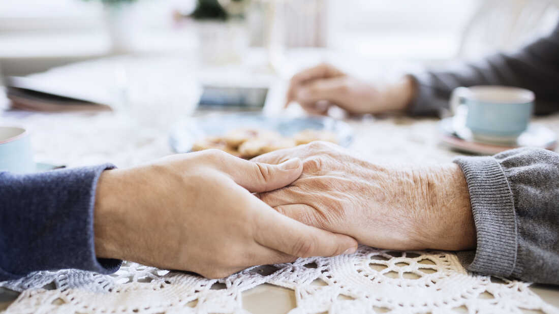 None of us are prepared to be caregivers — the role is thrust upon us.