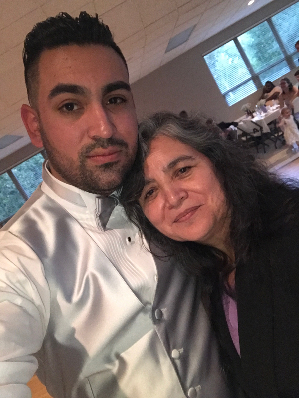 Enoch Orona, a Navy petty officer, hoped his military status would allow him to help protect his mother, Maria Teresa, who entered the country illegally 35 years ago.
