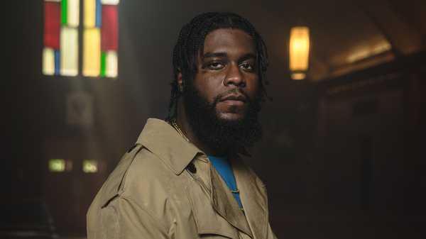 Mississippi rapper Big K.R.I.T. His latest project K.R.I.T. IZ HERE is on our shortlist of the best albums out on July 12.
