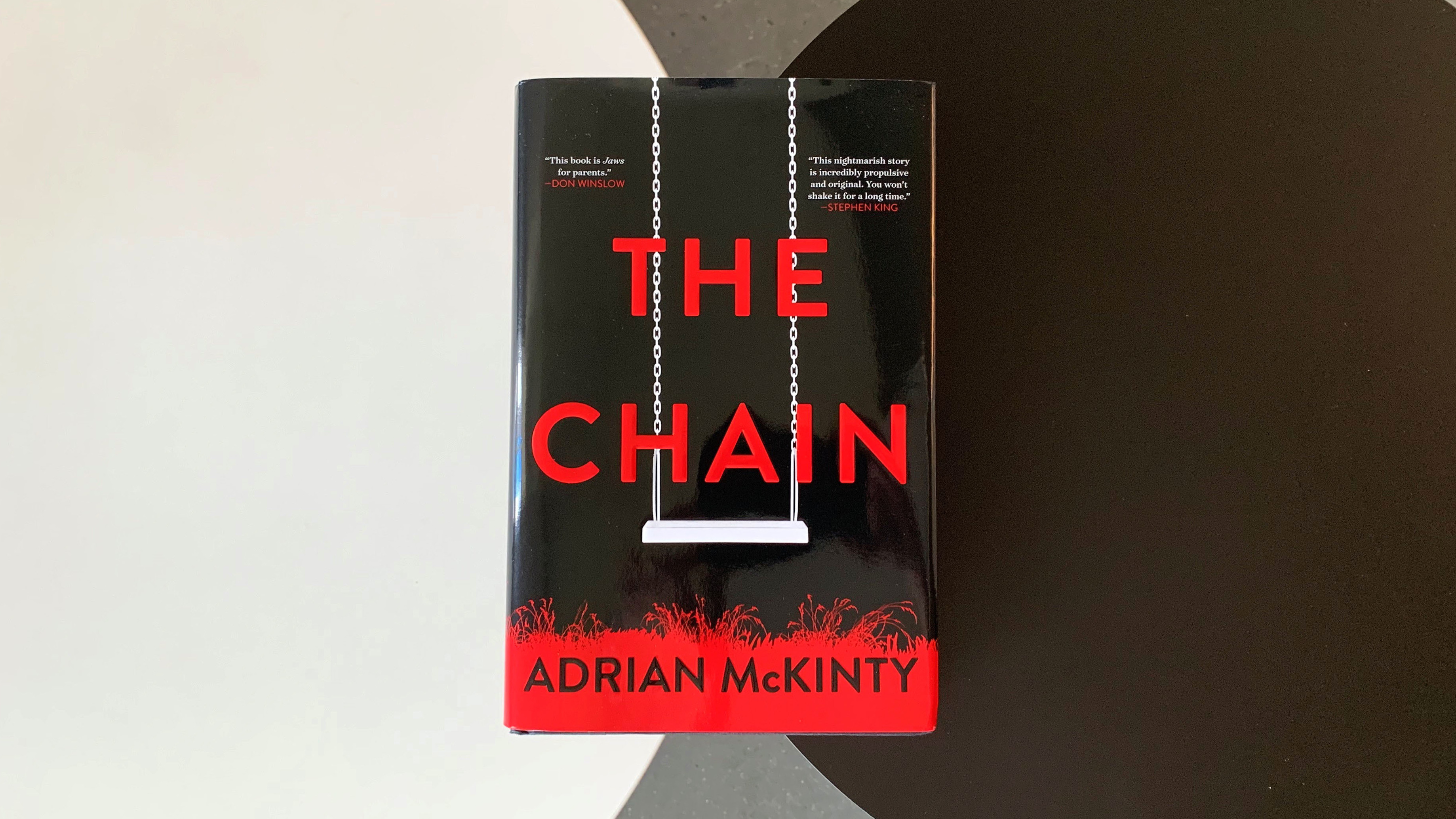The Chain, by Adrian McKinty