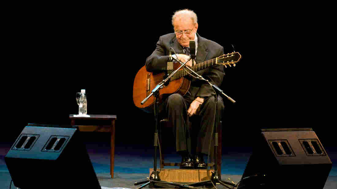 Alt.Latino's Tribute To João Gilberto