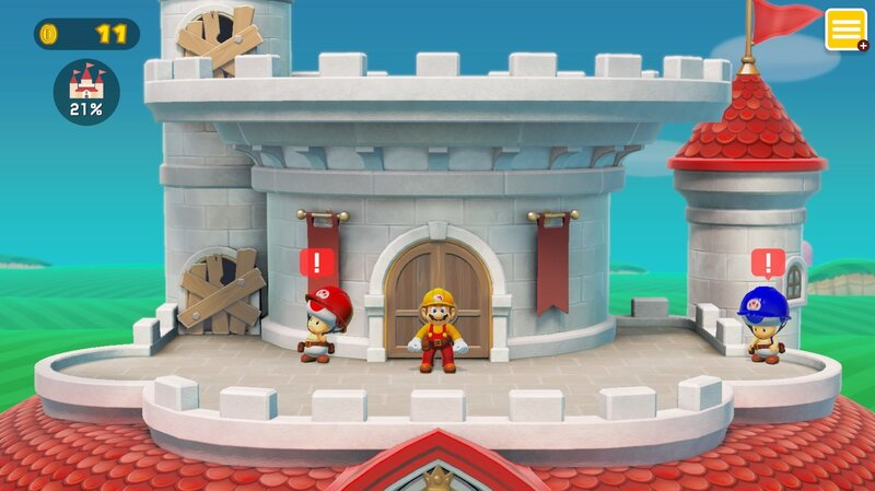 Super Mario Maker 2' Embraces Fans Long Held At A Distance : NPR