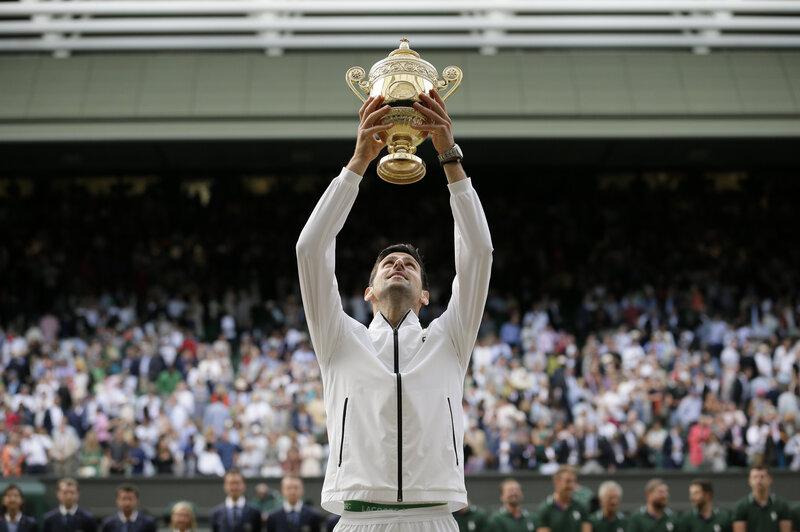 Novak Djokovic Defeats Roger Federer in Record-Breaking Wimbledon Match