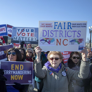 North Carolina Gerrymandering Trial Could Serve As Blueprint For Other States