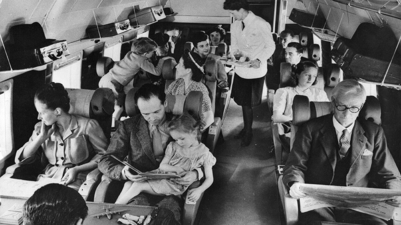 Science explains weird and emotional airplane behavior npr