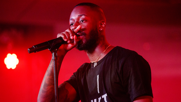 """If you want to make a diaspora of things, you need to reach to a diaspora of people,"" GoldLink says."
