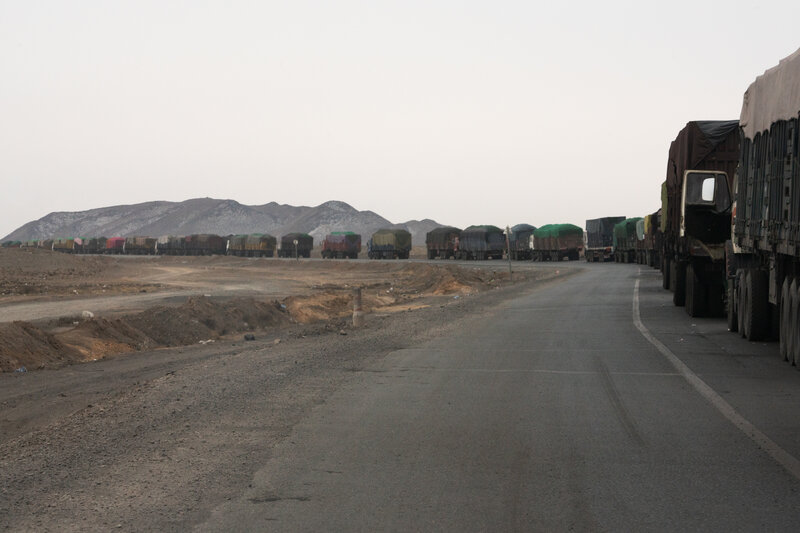 Mongolia's Long Road To Mining Wealth : NPR