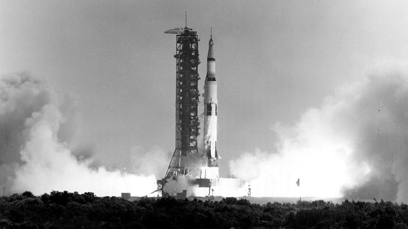 Apollo 11: 2 Engineers Reflect On Building The Apollo