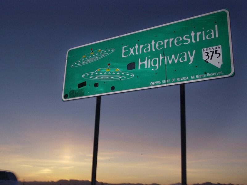 Storm Area 51 Event Gains 1 Million Backers But The Air Force Isn T Amused Npr