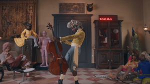 Blood Orange Re-Envisions 18th Century European Aristocracy In 'Benzo' Video