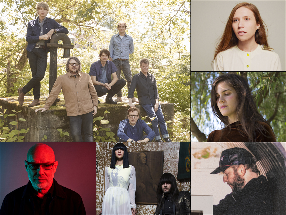 New Mix: Bon Iver, Brian Eno, Wilco, Khruangbin And More