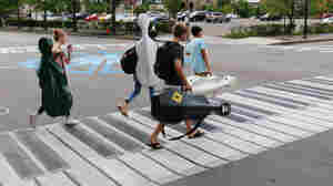 Walking On Painted Keys: Creative Crosswalks Meet Government Resistance