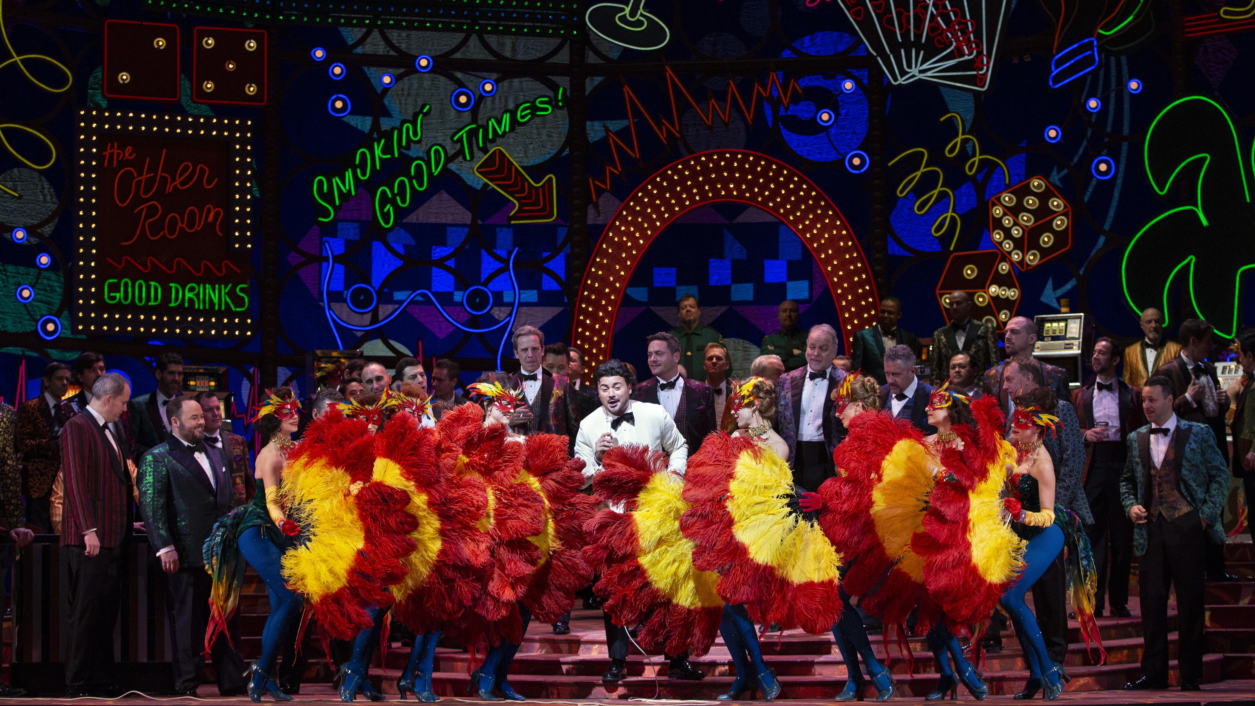 'Rigoletto' In Vegas And The Pleasures Of The Metropolitan Opera