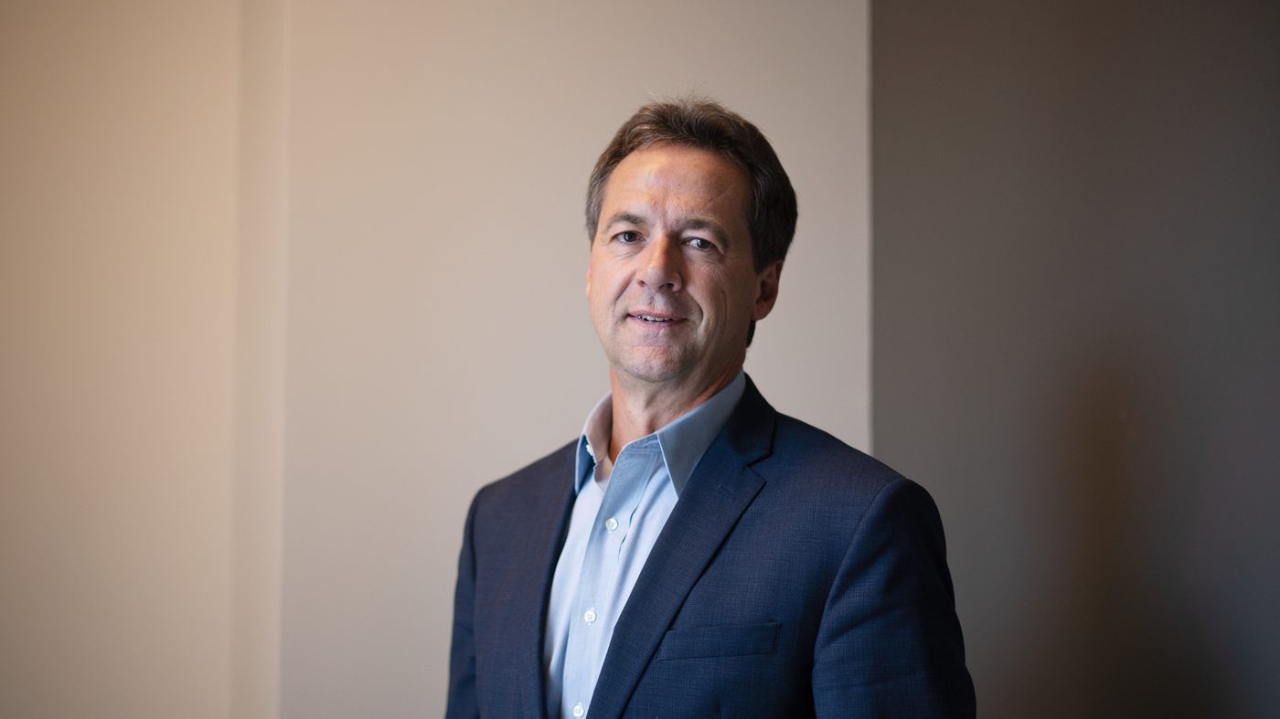 Steve Bullock Vows To Disentangle 'Dark Money' From Politics