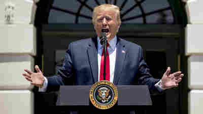 Condemnation Of President Delayed By Debate: Can Lawmakers Call Trump Tweets Racist?