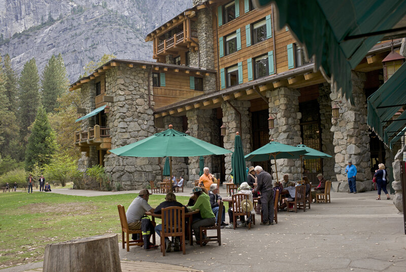 Yosemite S Ahwahnee Hotel Gets Its Historic Name Back After Trademark Dispute Npr