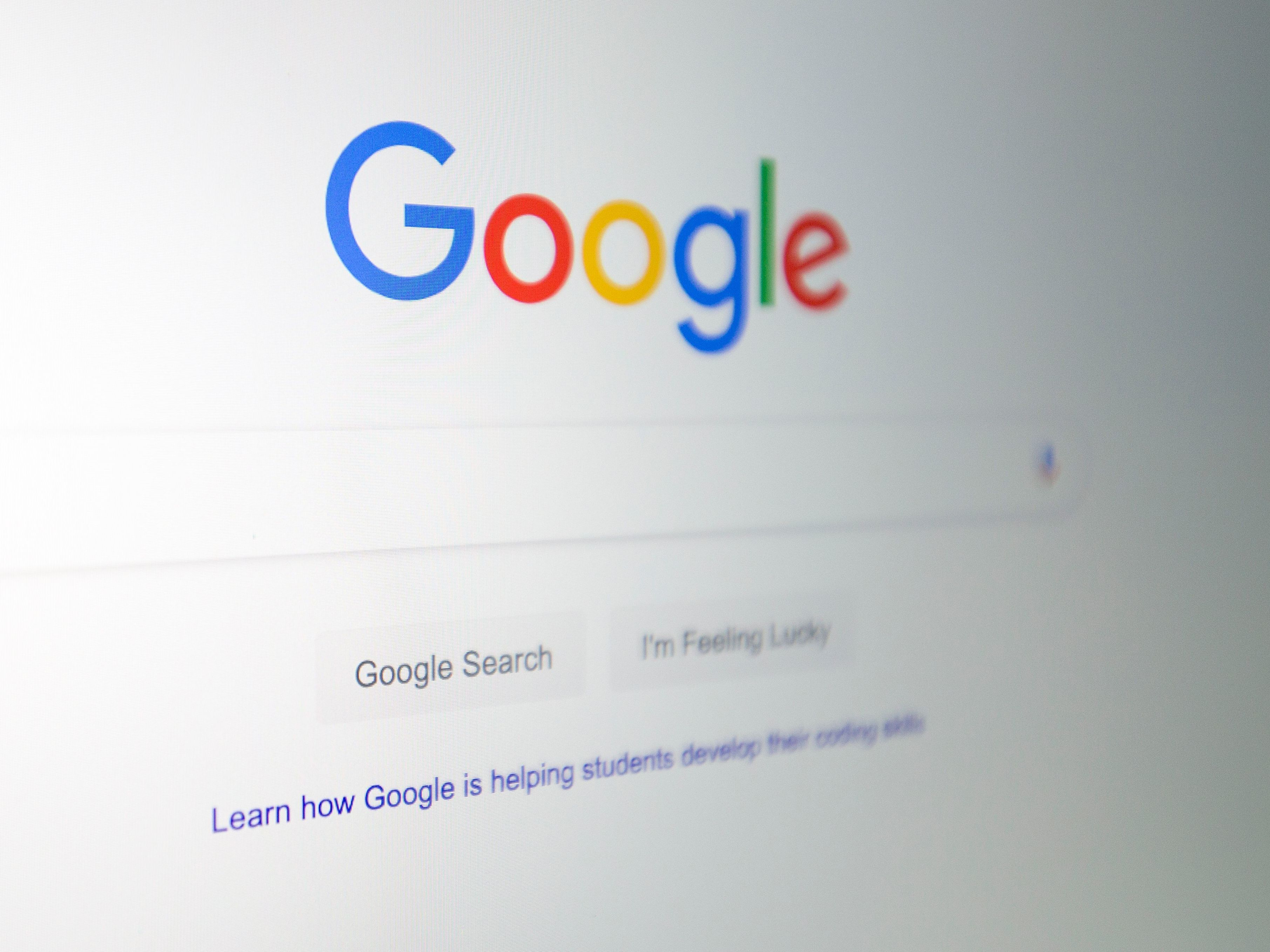 GOP Puts Google Search On Trial In DC