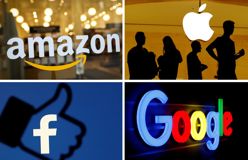 Tech Firms Face Lawmakers Over Antitrust Digital Currency Npr