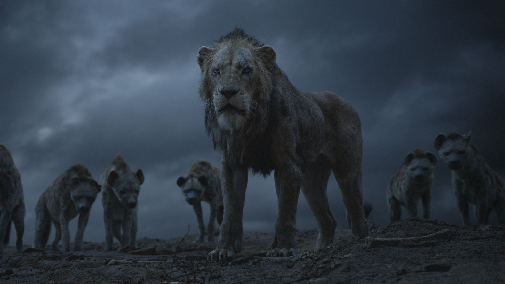 The Lion King Had The Perfect Villain Song This Time Be Prepared For Less Npr