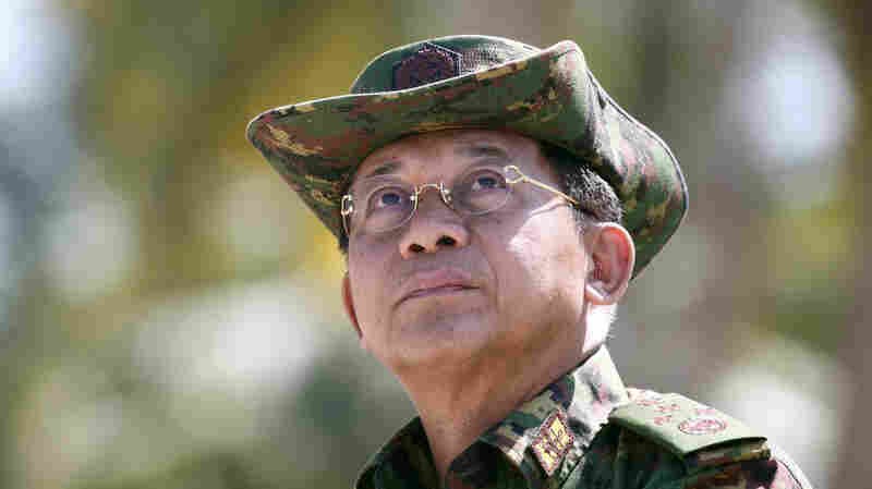 U.S. Sanctions Senior Myanmar Generals Over Rohingya 'Ethnic Cleansing'