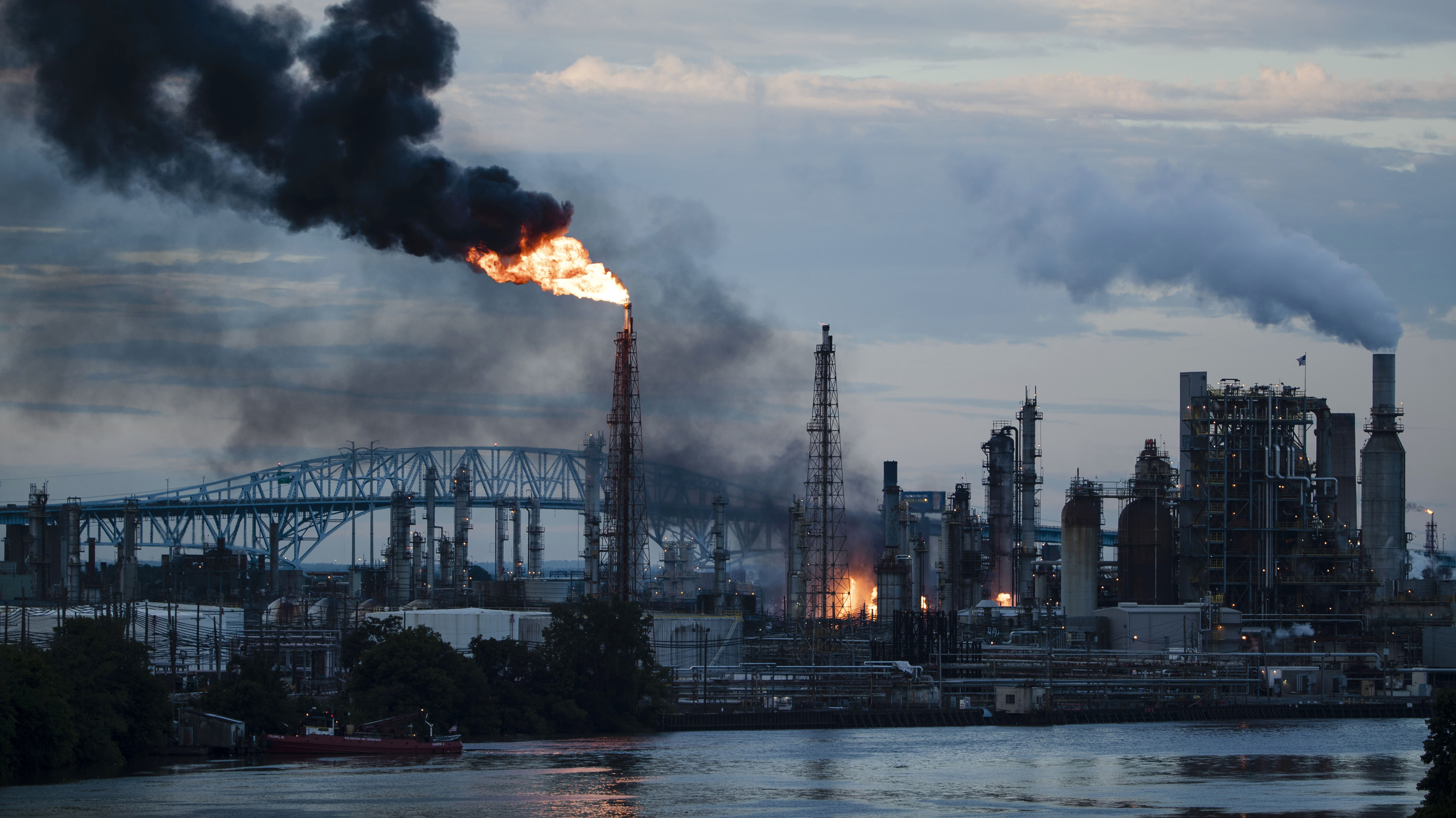 Refinery Explosions Raise New Warnings About Deadly Chemical