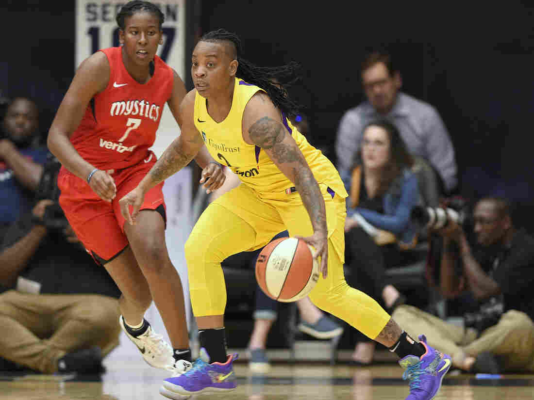 LA Sparks guard Riquna Williams suspended 10 games for domestic violence