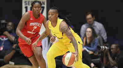 WNBA Suspends Riquna Williams For 10 Games Over Alleged Domestic Violence