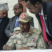 Civilians And Military Leaders Sign Power-Sharing Deal In Sudan