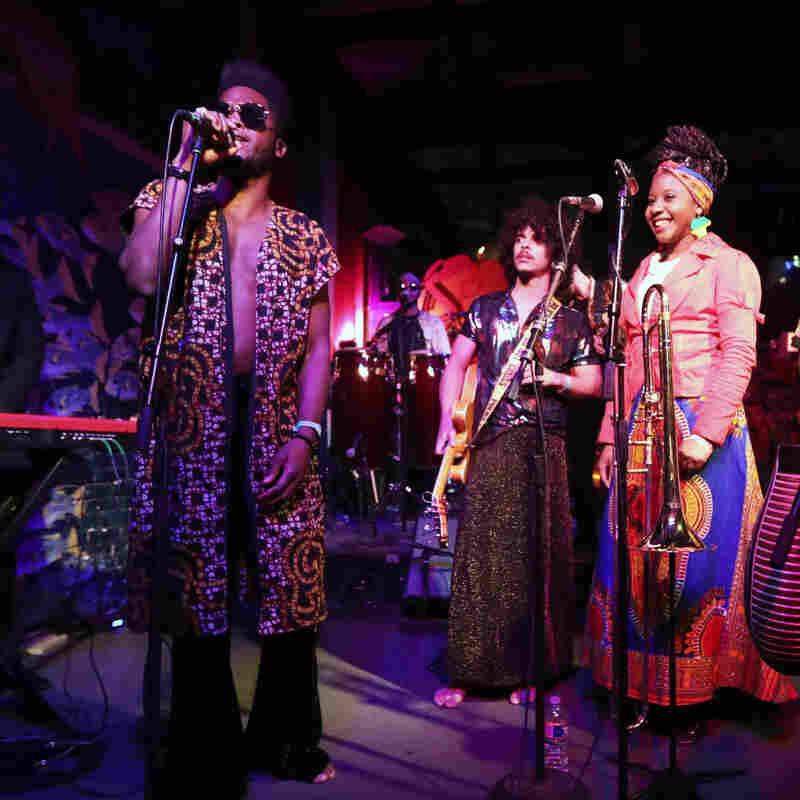 Alt.Latino Playlist: Cuban Funk, Mexican Blues, Brazilian Reggaeton