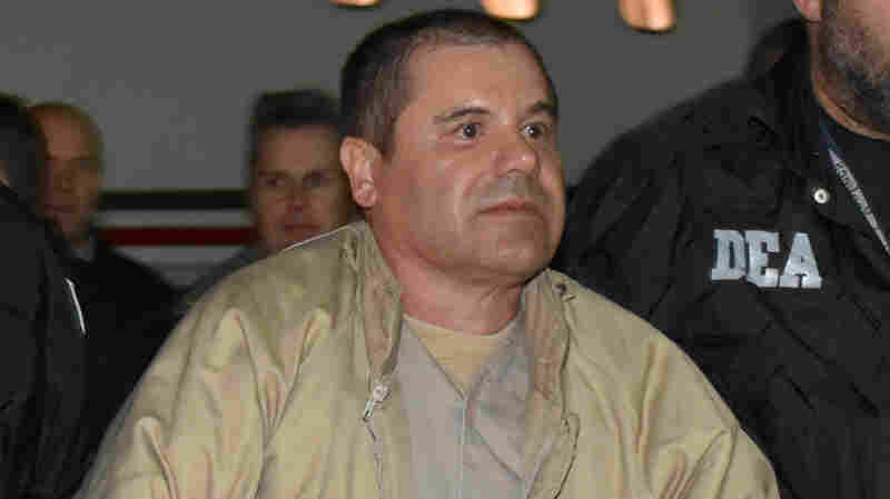 Mexican Drug Kingpin 'El Chapo' Is Sentenced To Life Plus 30 Years In U.S. Prison