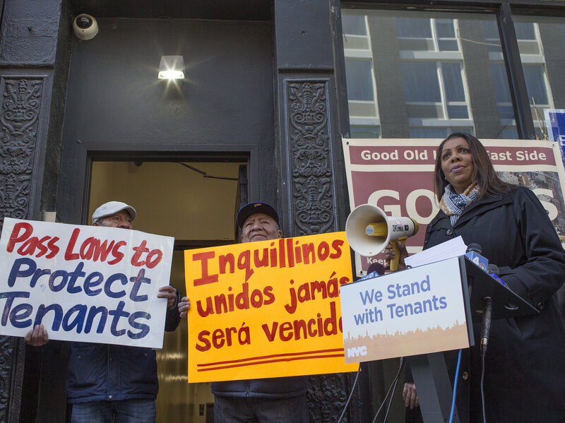 NY Landlords Seek To Undo Rent Control Laws On 'Illegal