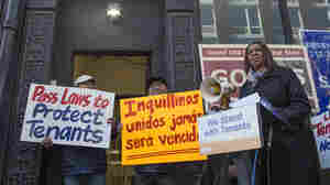 New York Landlords Call Rent Control Laws An 'Illegal Taking' In New Federal Lawsuit