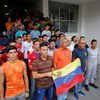 Venezuelan Officers Who Fled To Colombia Are 'Adrift' As Maduro Holds Onto Power