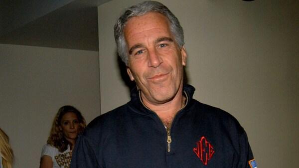 Federal prosecutors announced charges of sex trafficking against wealthy financier Jeffrey Epstein last week. He is seen here in 2005.