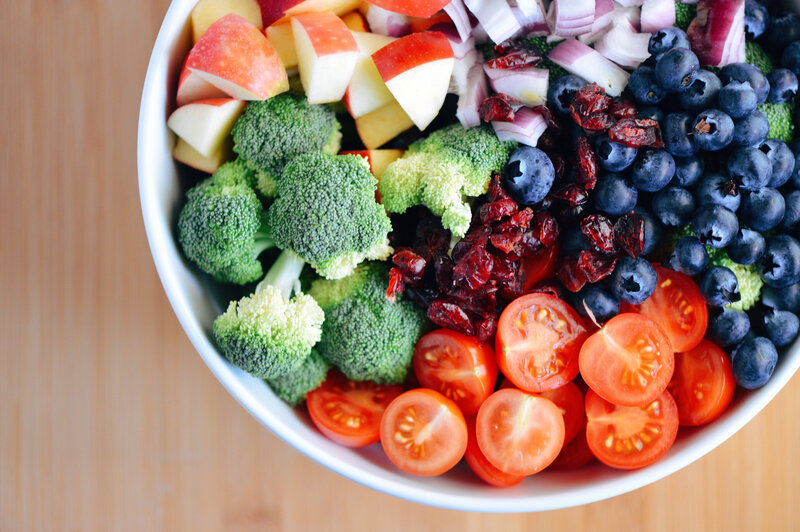If We All Ate Enough Fruits And Vegetables, There'd Be Big
