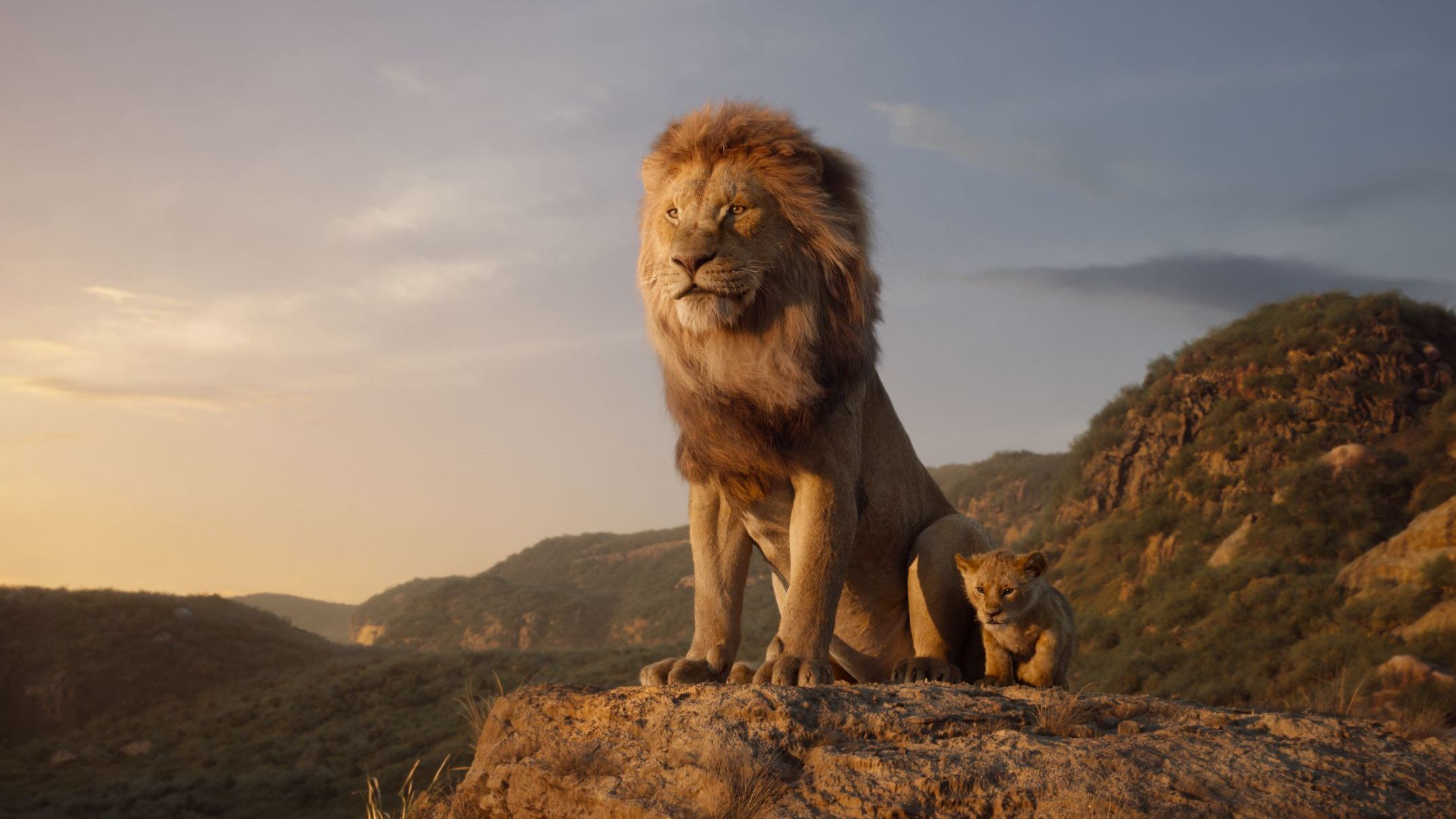 'The Lion King' Is Like A Nature Documentary With A Backbeat