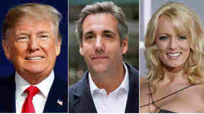 New Documents Reveal How Trump, Cohen, Aides Worked To Seal Hush Money Deals
