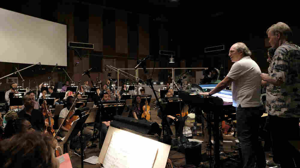 25 Years After Scoring 'The Lion King,' Hans Zimmer Returns To Pride Rock