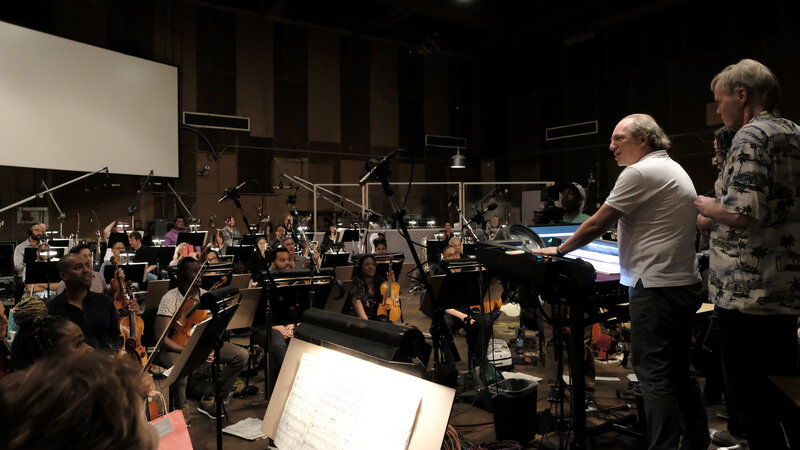 25 Years After Scoring The Lion King Hans Zimmer Returns